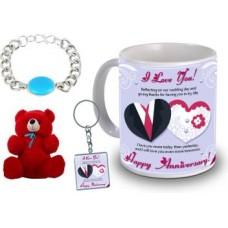 AMKK Mug, Keychain, Jewelry, Soft Toy Gift Set