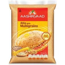 Aashirvaad Atta with Multigrains  (1 kg)