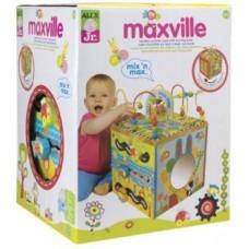 Alex Toys Alex Jr. Maxville Activity Center  (Multicolor)