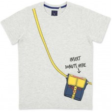 Allen Solly  Boys Printed Pure Cotton T Shirt