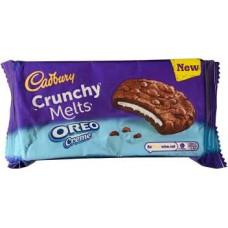 Cadbury Crunchy Melts Oreo Creme 156 g  (156 g)