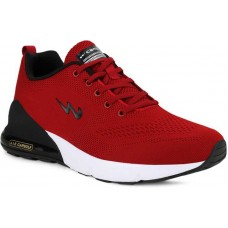 Campus  NORTH Running Shoes For Men  (Red)