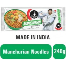 Ching's Secret Manchurian Instant Noodles Vegetarian  (240 g)