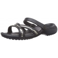 crocs Women's Meleen Metalblock Xband SNDL W Fashion Sandals