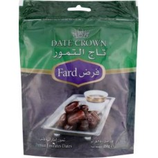 Date Crown Fard Dates  (250 g)
