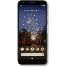 Google Pixel 3a (Clearly White, 64 GB)  (4 GB RAM
