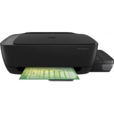 HP Ink Tank WL 410 Multi-function WiFi Color Printer with Voice Activated Printing Google Assistant and Alexa  (Black, Ink Bottle)