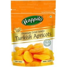 Happilo Premium Dried Turkish Apricots  (200 g)