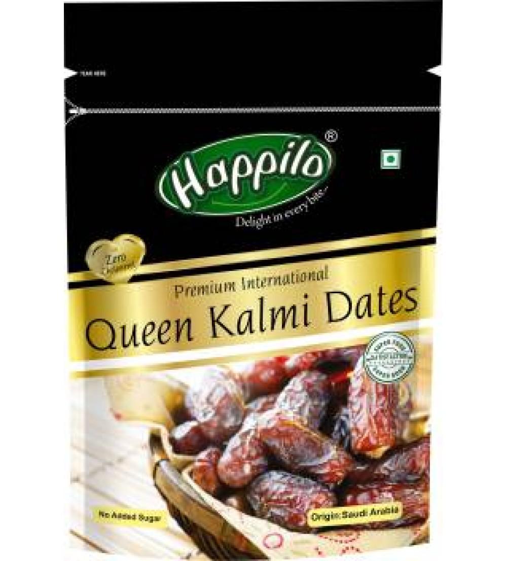 Happilo Premium International Queen Kalmi Dates  (2 x 200 g)
