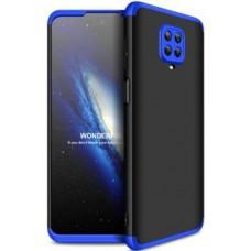 KWINE CASE Back Cover for Mi Redmi Note 9 Pro  (Blue, Hard Case)