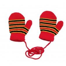 Krystle Kids Boys & Girls Winter Woolen Multicolor Gloves For