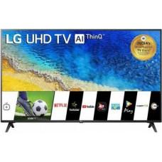 LG 139 cm (55 inch) Ultra HD (4K) LED Smart TV  (55UM7290PTD)