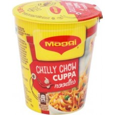 Maggi Chilly Chow Cup Noodles Vegetarian  (70 g)