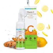 Mamaearth Vitamin C Foaming Face Wash  (150 ml)