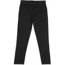 Allen Solly  Regular Fit Boys Black Pure Cotton Trousers