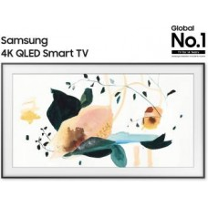 Samsung The Frame 138 cm (55 inch) QLED Ultra HD (4K) Smart TV  (QA55LS03TAKXXL)