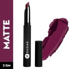 Sugar Cosmetics Matte Attack Transferproof Lipstick - 03 The Grandberries (Dark Berry)  (Matte Attack Transferproof Lipstick, 2 g)
