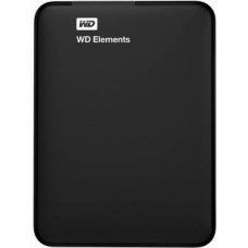 WD 1.5 TB Wired External Hard Disk Drive  (Black)