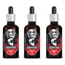 Beardo Godfather Lite Beard Oil With Natural Ingredients Hair Oil  (90 ml)