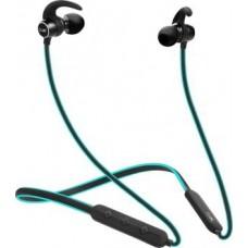 boAt Rockerz 255F Bluetooth Headset  (Ocean Blue, In the Ear)