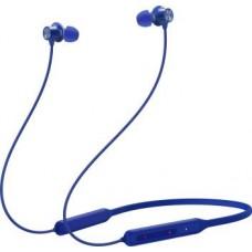 OnePlus Bullets Wireless Z Bass Edition Bluetooth Headset  (Bass Blue, In the Ear)