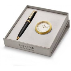 Sheaffer 346 Gift Table Clock with Ball Pen  (Pack of 2)