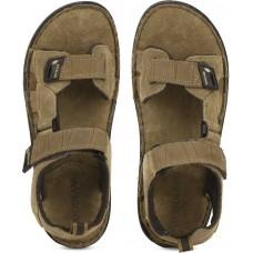 Woodland  Men Brown Casual Sandal